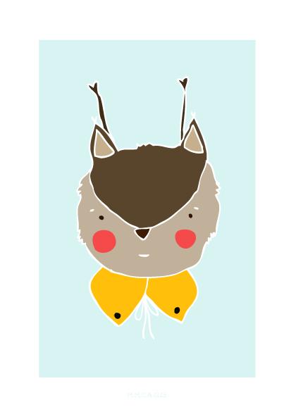 deerA5print-01